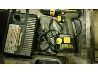 12v Panasonic drill with battery and charger