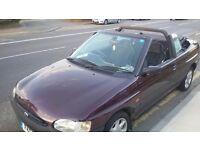 1996 ford escort cabriolet