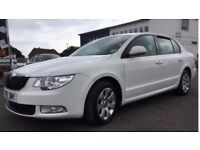 SKODA SUPERB 1.8 TSI DSG 5dr Hatchback (2011) £4,995,00