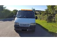 53 Reg Citroen Relay Recovery Vehicle 3.5 tonne