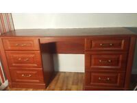 Dressing Table & Chest of Drawers