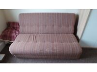 DOUBLE SOFA BED. GOOD CONDITION.