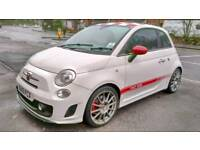 Fiat Abarth 500 Essesse 160BHP