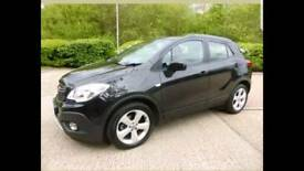 Vauxhall mokka 1.4 turbo manual breaking parts spares or repair
