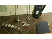 Brand new set of mens golf clubs, unwanted gift. £20