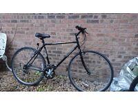 Ridgeback Hybird bicycle