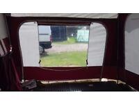 Pennine fiesta 2+2 folding camper £1500 Year 2000 folding camper in good condition