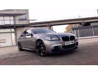BMW 520d MSport 2012 Auto/50,000miles/bmwFSH/SatNav/Leather heated/Sensors