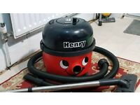 HENRY NUMATIC HVR 200A HOOVER 1200 WATTS TWO SPEED