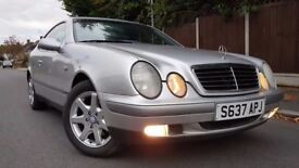 Mercedes 1998 CLK200 EXCELLENT CONDITION 143K 1 KEY MOT