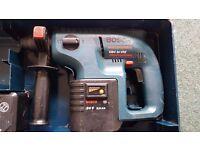 Bosch GBH 24 VRE Cordless Hammer Drill SDS Plus