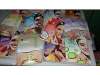 29 face masks