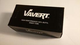 Vavert 700c Inner Tube - Size 28-35mm - Presta Valve 40mm. £3 each or 4 for £10