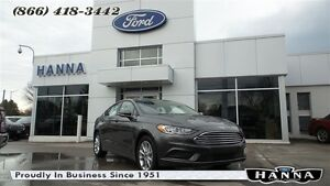 2017 Ford Fusion *NEW* SEDAN SE *200A* FWD *WINTER PACKAGE*