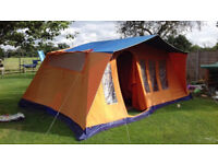 Wanted - Old Frame Tent - Wanted