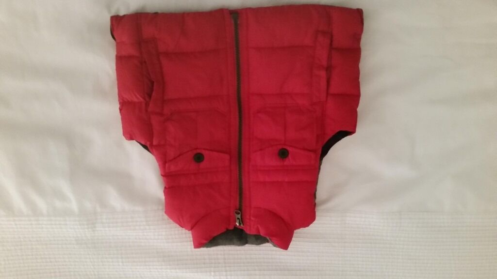 Red Baby Gap body warmer (Age 12 18 monthsin FalkirkGumtree - Red Baby Gap body warmer (size 12 18 months) Body warmer has been worn, still in good condition. From a smoke and pet free home