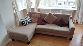 Reversible L Shape ANKARA sofa - Original price £699, SAVING OVER £400!