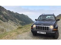2005 JEEP CHEROKEE (AUTOMATIC 4WD)