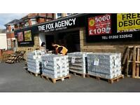THE FOX AGENCY REQUIRE LEAFLET DISTRIBUTORS IMMEDIATE START £7.50 PER HOUR THEN £8.50 AFTER 3 MONTHS