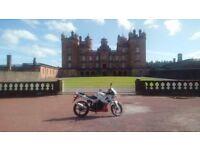 125 lexmoto motorbike 500 ovno