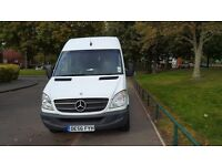 Mercedes Benz Sprinter LWB for sale-low mileage
