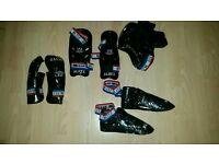 Blitz martial arts equipment