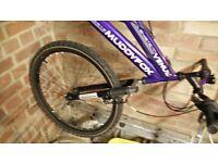 Girls / lady Muddy Fox VENUS full suspension mountain bike hardly used