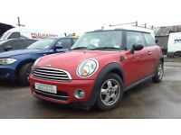 FOR BREAKING 2009 MINI COOPERS CHOICE OF 4