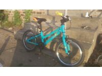 "Girls Bike ""16 Wheel Only 6Kg (Islabike Frog) Carrera Star"
