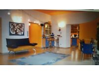 Poland, Lodz -Beautiful apartment overlooking to the Henryk Sienkiewicz Park
