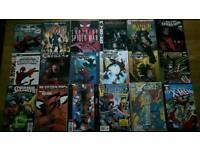 Job Lot of mixed comics