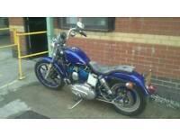 Harley sportster 1977