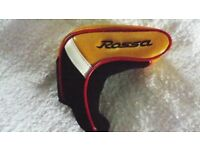 Putter Cover... New..... Rossa Agsi + and Cleveland Putter.....New. Selling Seperate if asked for.
