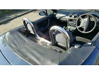 Mazda mx5 stainless steel style bar / roll bar