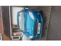 FORD FIESTA 1.25 ZETEC IN LOVELY BLUE, 5 DOORS, NOT MANY AVAILABLE LOCALLY
