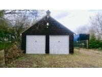 HUGE GARAGE available for storage | Waltham Abbey (E4)