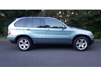 BMW X5 E53 3.0i Sport Auto 2001 Petrol. Price reflects low miles, full history and mint condition