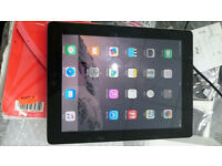 Apple ipad 2 16gb with receipt of shop warranty