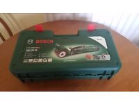 Bosch Sander. Nearly New. Pristine Condition. Paid £100 and only used once!