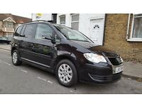 Volkswagen Touran 1.9 TDI S 5dr (7 Seats), CAM-BELT CHANGED @79, FULL VW SERVICE HISTORY.