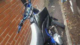 Yamaha wr125r 2009 for sale £2300ono