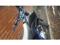 Yamaha wr125r 2009 for sale £2300ono