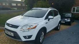 Ford Kuga With Sat Nav
