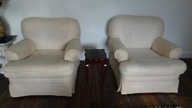 Kingcome 3 Seat Sofa and 2 matching Arm Chairs