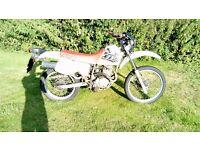 Honda XLR 125 R 1998 Low Milage 125 cc Off Road Bike