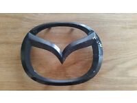 Mazda CX-7 Front and Rear badges.