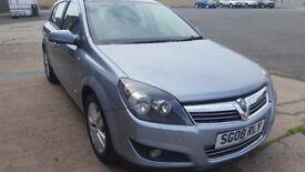 2008 Vauxhall Astra SXI 1.7cdti ,84kMiles, MOT