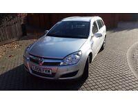 Vauxhall ASTRA Club, 1.6L 16V, Petrol, 2008, 87K, 12 Months MOT, Cam belt changed @ 85K