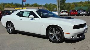 2016 Dodge Challenger R/T SHAKER - 6 SPEED MANUAL - BRAND NEW