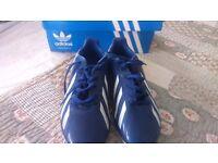 Adidas football boots UK size 4